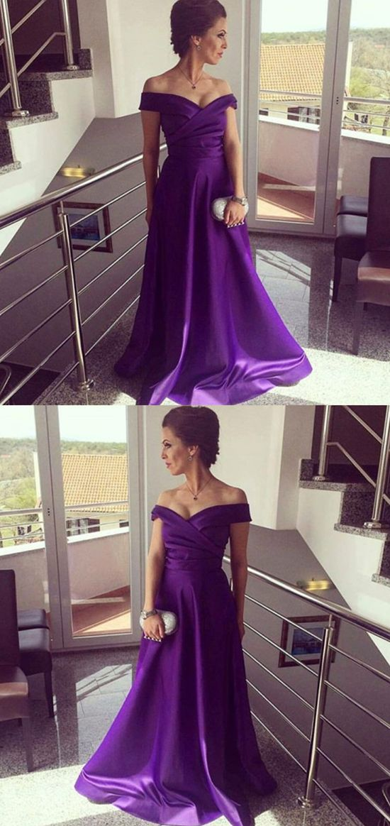 Burgundy Satin Ball Gown Wedding Dresses Lace V-neck Off The ...