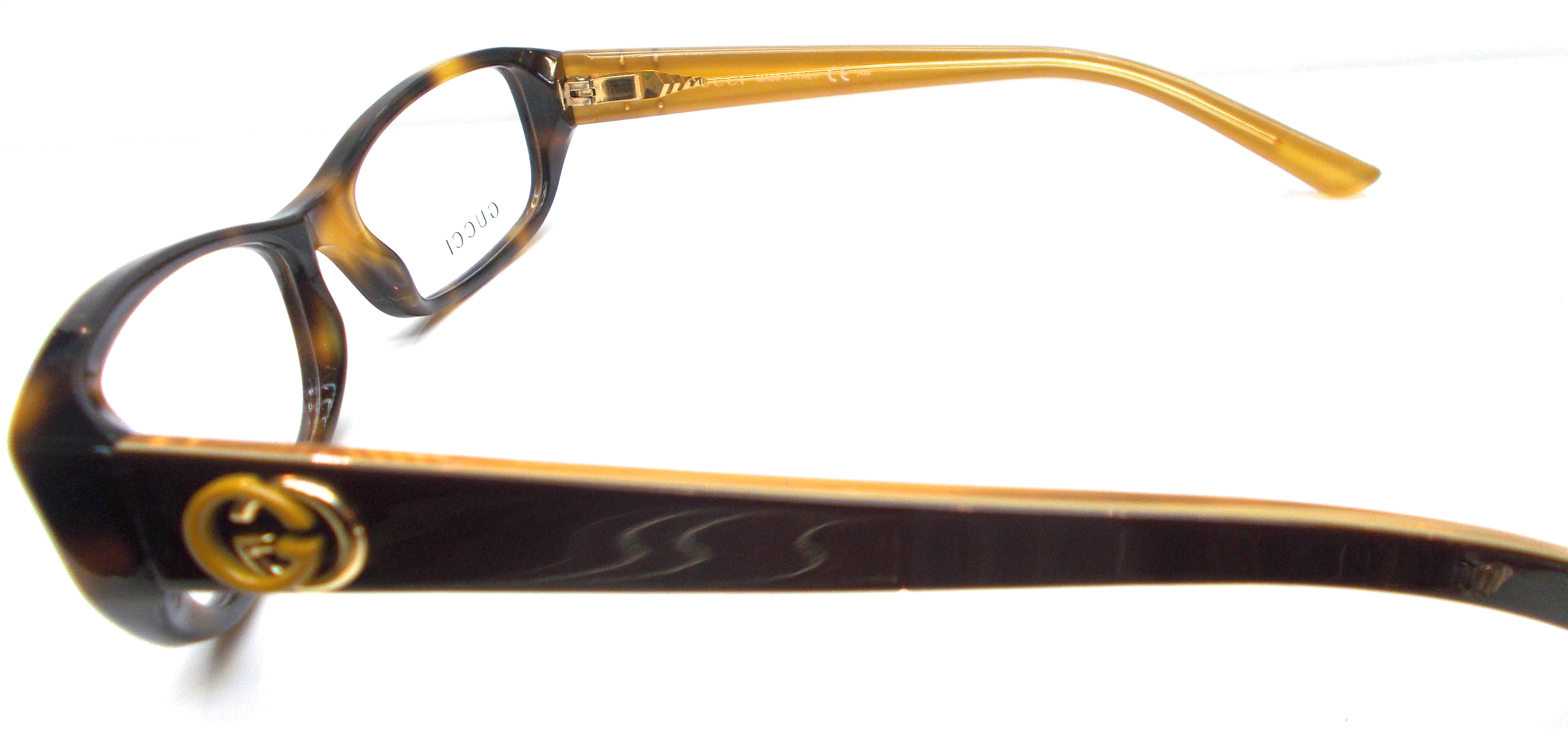 Gucci Eyeglass Frames 2014 : H&S Optical GUCCI WOMENS EYEWEAR GG3202 CLEAR Online ...