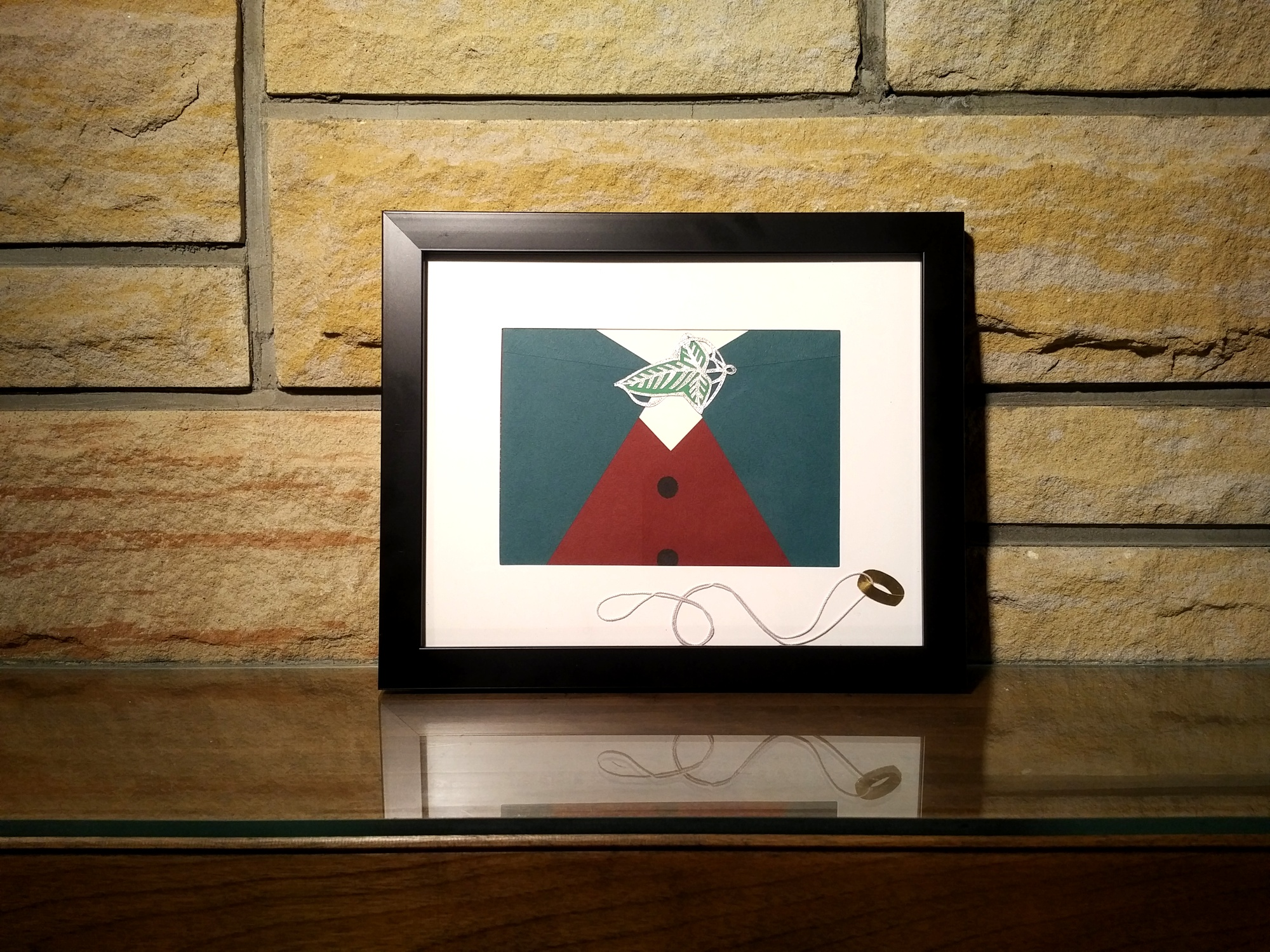 Frodo (Lord of the Rings) Wall Art - Framed · Rice Paper Designs ...