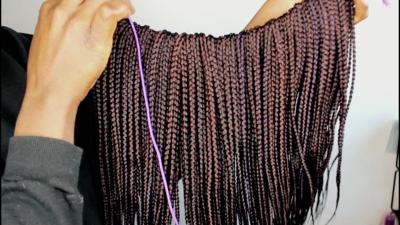 Crochet box-Braids
