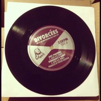 "Divorcées ""Live at the New Bedford Elks #73"" - ltd. 7"" /200"