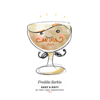 """Drinkify Me!"" Personalized Cocktail Illustration - Thumbnail 4"