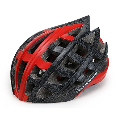 Bike Helmet  Full-coverage Bicyle Cycling Skate Mountain Outdoor Safety Helmet