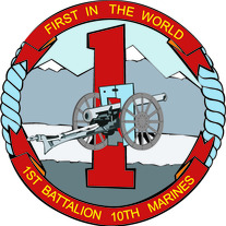 1ST Battalion 10TH Marines