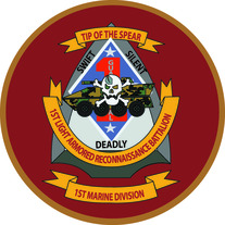 1ST Light Armored Recon battalion