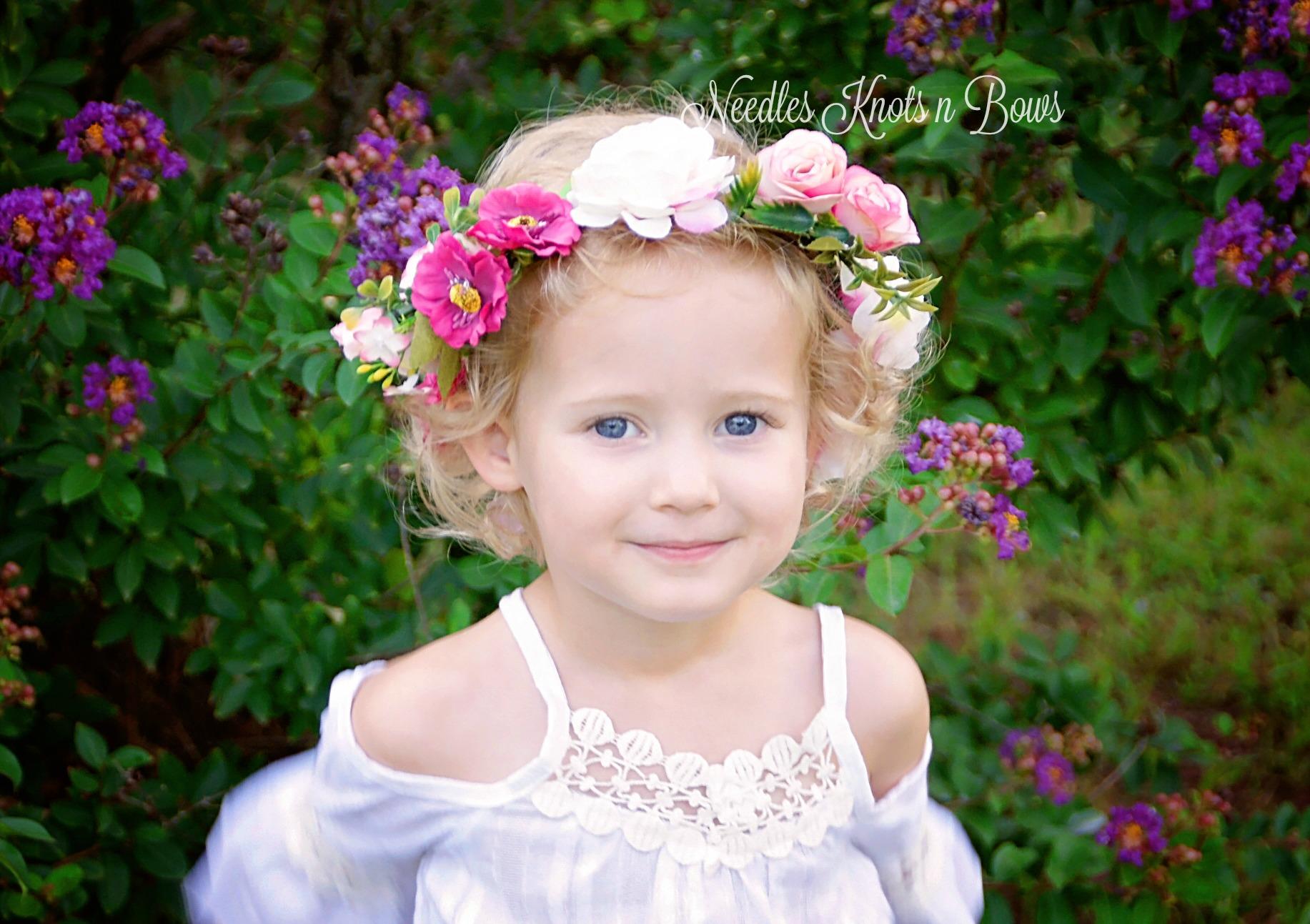 Girls flower crown flower girls flower crown flower halo wedding girls flower crown flower girls flower crown flower halo wedding flower crown izmirmasajfo