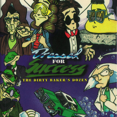 Dressed for success tpb 1: the dirty baker's dozen