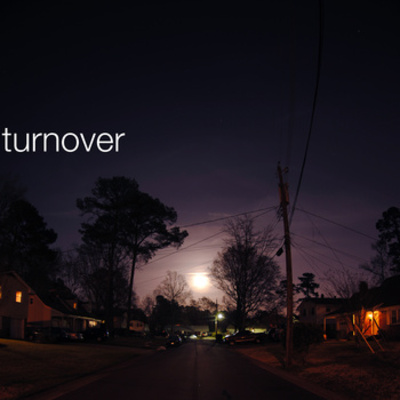 "Turnover - s/t 7"" 4th press"