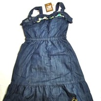 Juicy Couture Jacey Patchwork Denim Dress