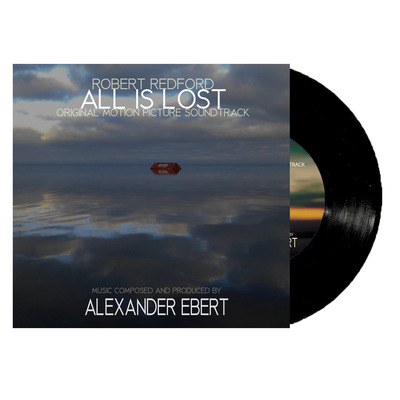 All is lost - soundtrack, lp