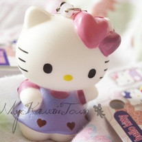 Squishy Hello-Kitty Mascot #6