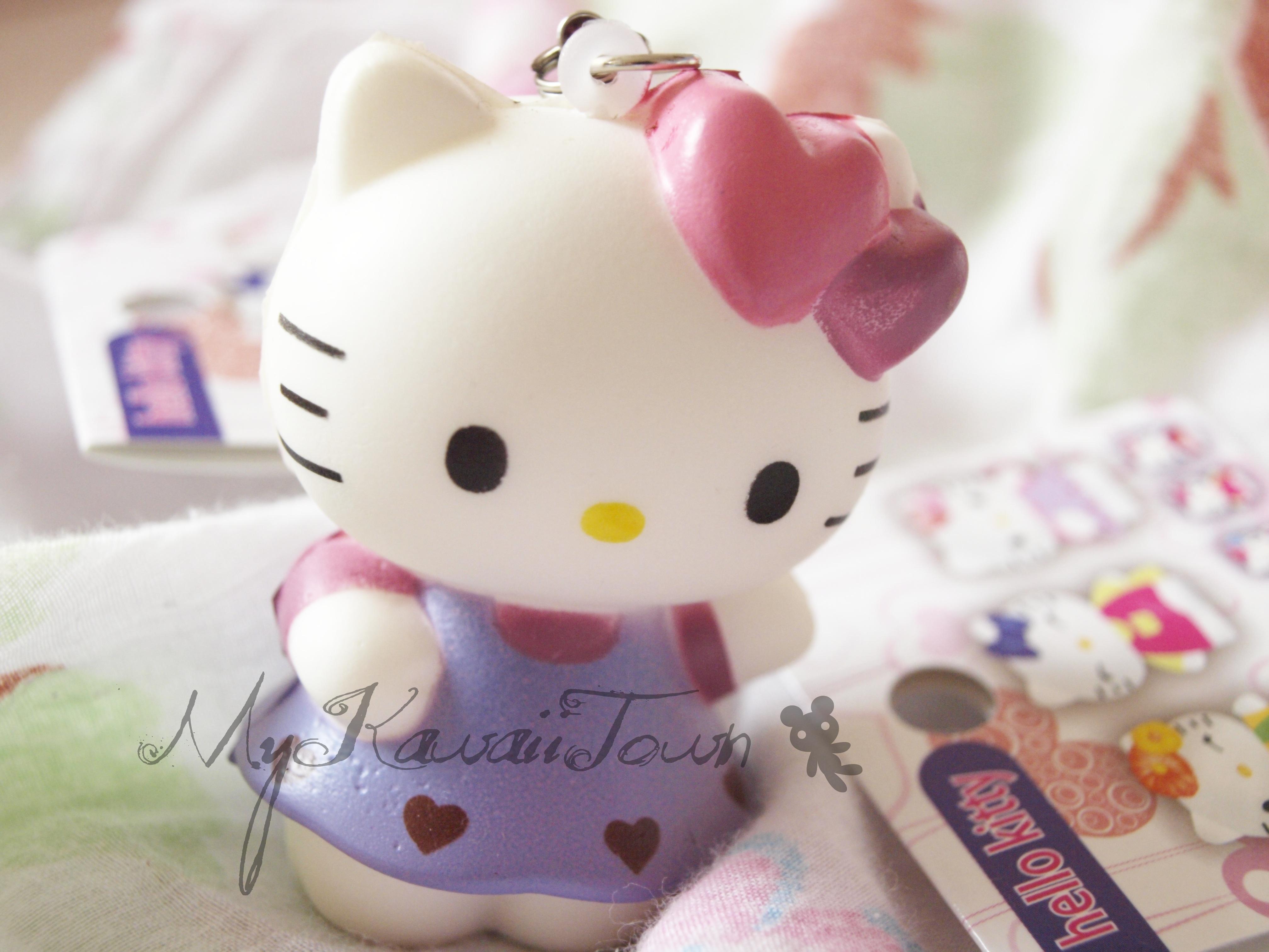 Squishy Muffinz Merch : Mykawaiitown Squishy Hello-Kitty Mascot #6 Online Store Powered by Storenvy