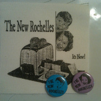 New Rochelles patches / pins
