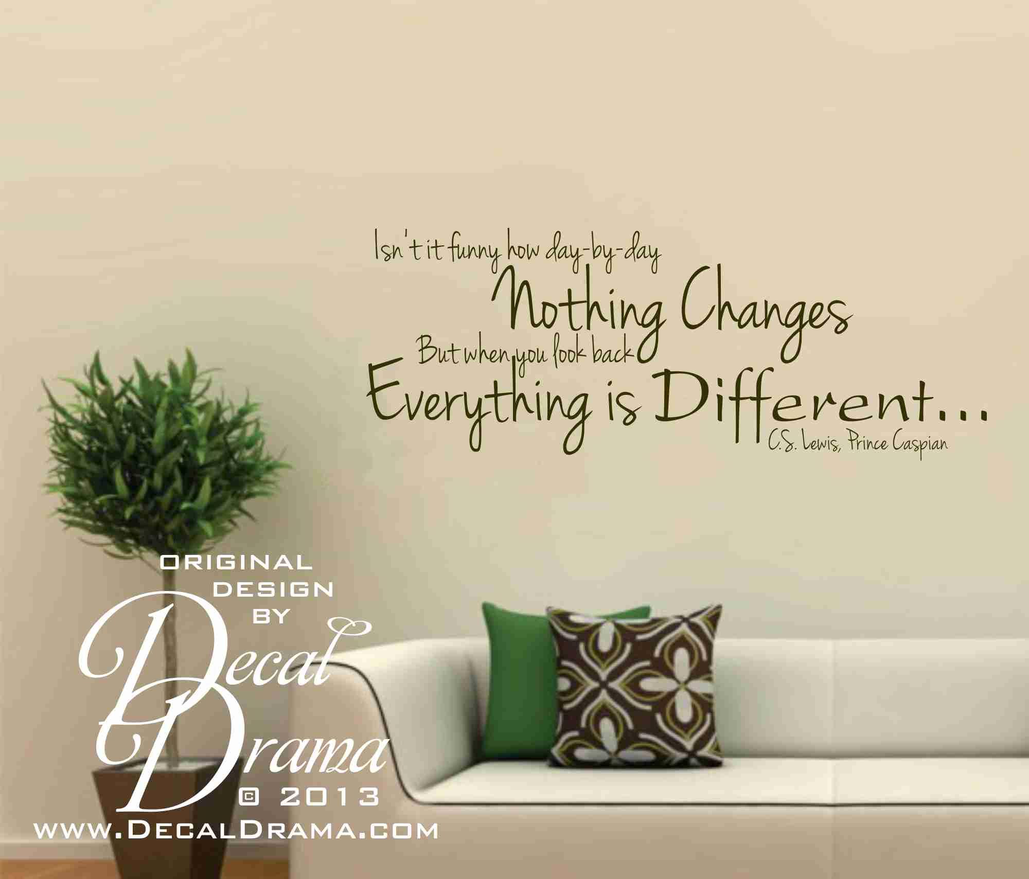 Narnia Quotes Wallpaper