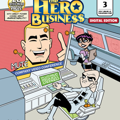 The hero business collection 3 - digital edition