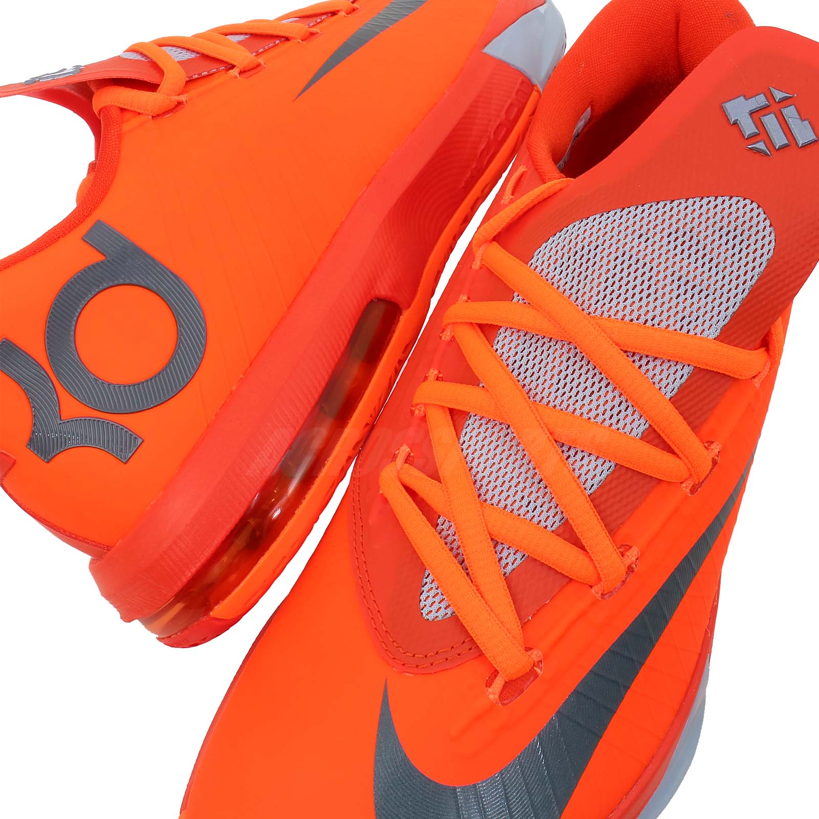 Nike KD VI 6 Air Max Zoom Thunder Kevin Durant 5 4 Mens Basketball