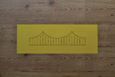 Pittsburgh Bridge Print