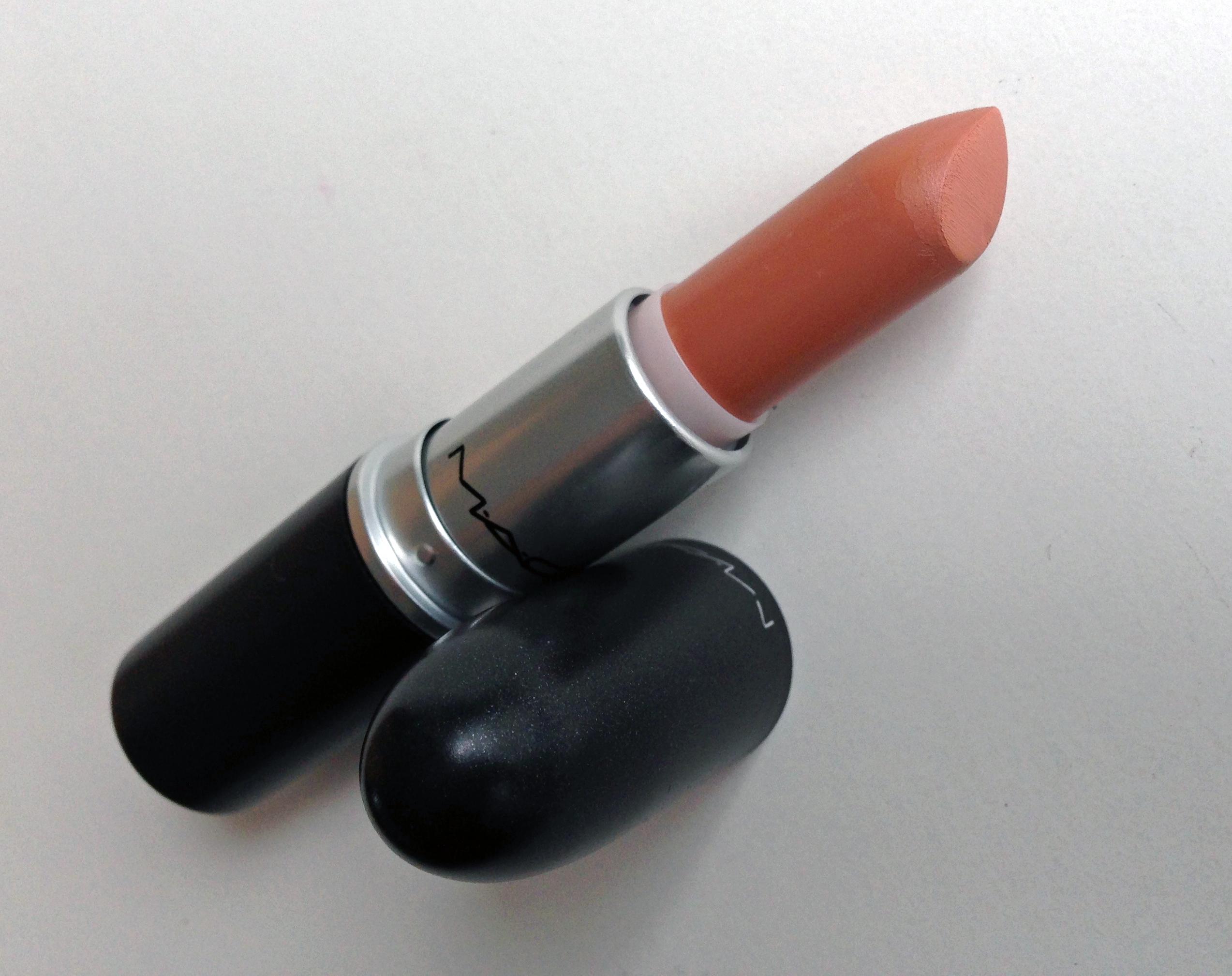 MAC Lipstick in Peachstock · Scrangie's Virtual Garage Sale ...