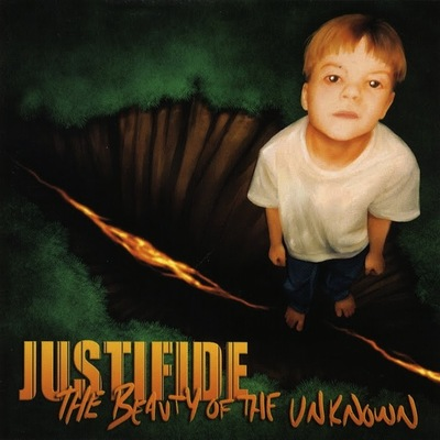 Justifide - the beauty of the unknown cd