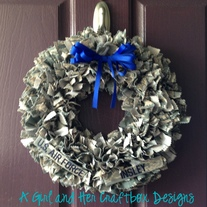Airforce ABU Wreath WITH Nametapes