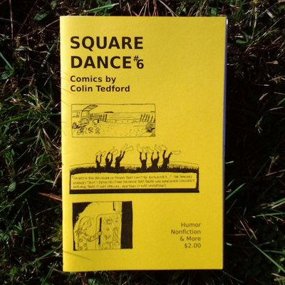 Square dance #6 by colin tedford