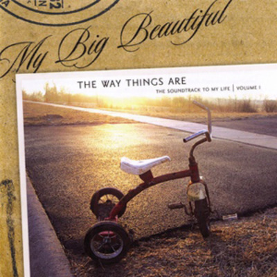 "My big beautiful ""the way things are..."" cd"