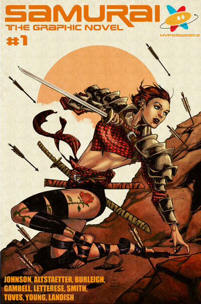 Samurai The Graphic Novel