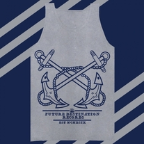 Future Destination Records-Anchor Tank Top