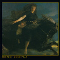 Burzum - Umskiptar (bronze vinyl w/alternate sleeve) only 1000