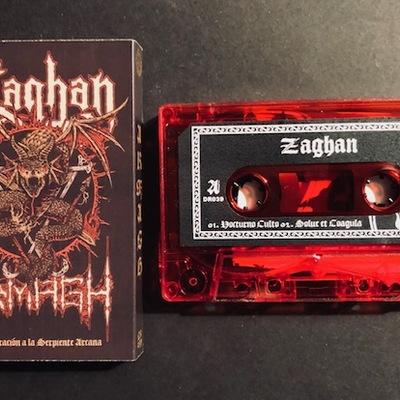 Zaghan / armagh - consagración a la serpiente arcana (split)
