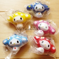 RARE My Melody Squishies