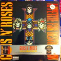 Guns N Roses - Appetite For Destruction LP and shirt Box Set NEW