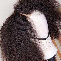Human Hair Wig (Handmade) short length  - Thumbnail 2