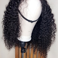 Glue less Ready To Rock Human Hair Wig  - Thumbnail 2