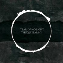 Year of No Light / thisquietarmy - split/collaboration LP