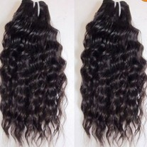 Virgin Curly Peruvian Hair 20inch