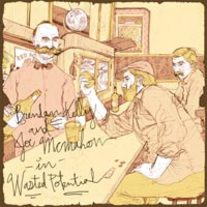 "Brendan Kelly / Joe McMahon ""Wasted Potential"" CD  CCCP 136-2"