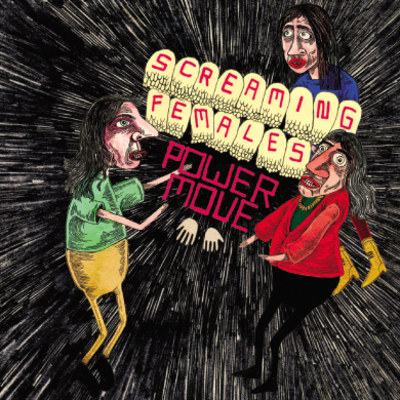 Screaming females - power move 12'' lp