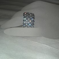 "DVB-StylesNYC ""So Icey"" Ring"