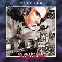 Carcass - Swansong (marble,split or blue vinyl)
