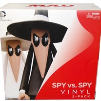 Spy vs Spy Vinyl Set