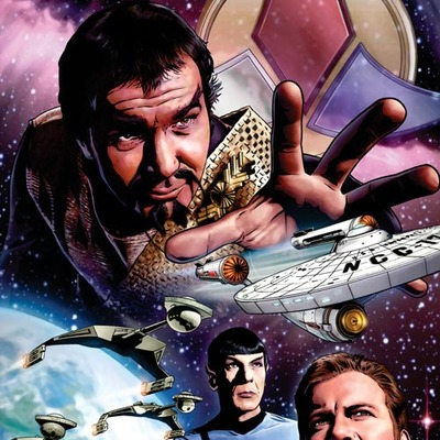 Klingons: blood will tell #1 artist print