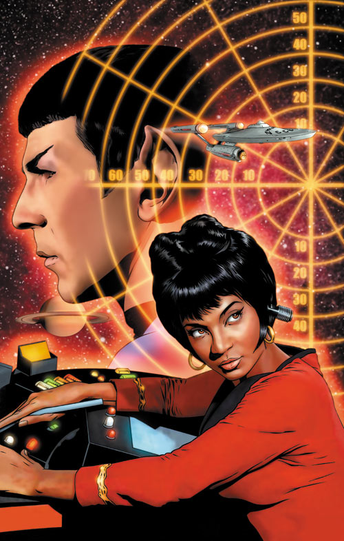 star trek  the original series  burden of knowledge  2 artist print  u00b7 joe corroney art store
