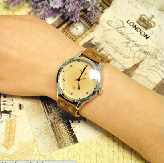 Mens Watches Womens Watches Vintage Leather Vintage Style ...