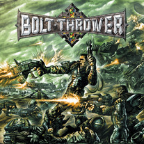 Bolt Thrower - Honour Valour Pride (black vinyl)