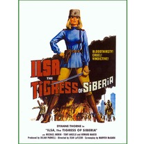 ILSA Tigress 8x10 #002