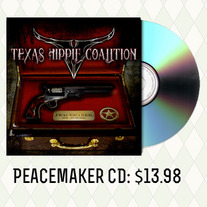 Texas Hippie Coalition: Peacemaker - CD