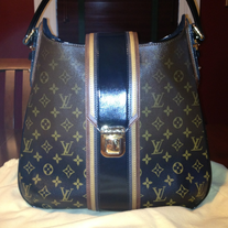 "Louis Vuitton ""MUSETTE MIRAGE "" limited edition"