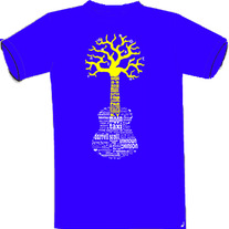 Jubilo Event T-Shirt (Blue)