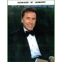 Howard Maurer 8x10 #019